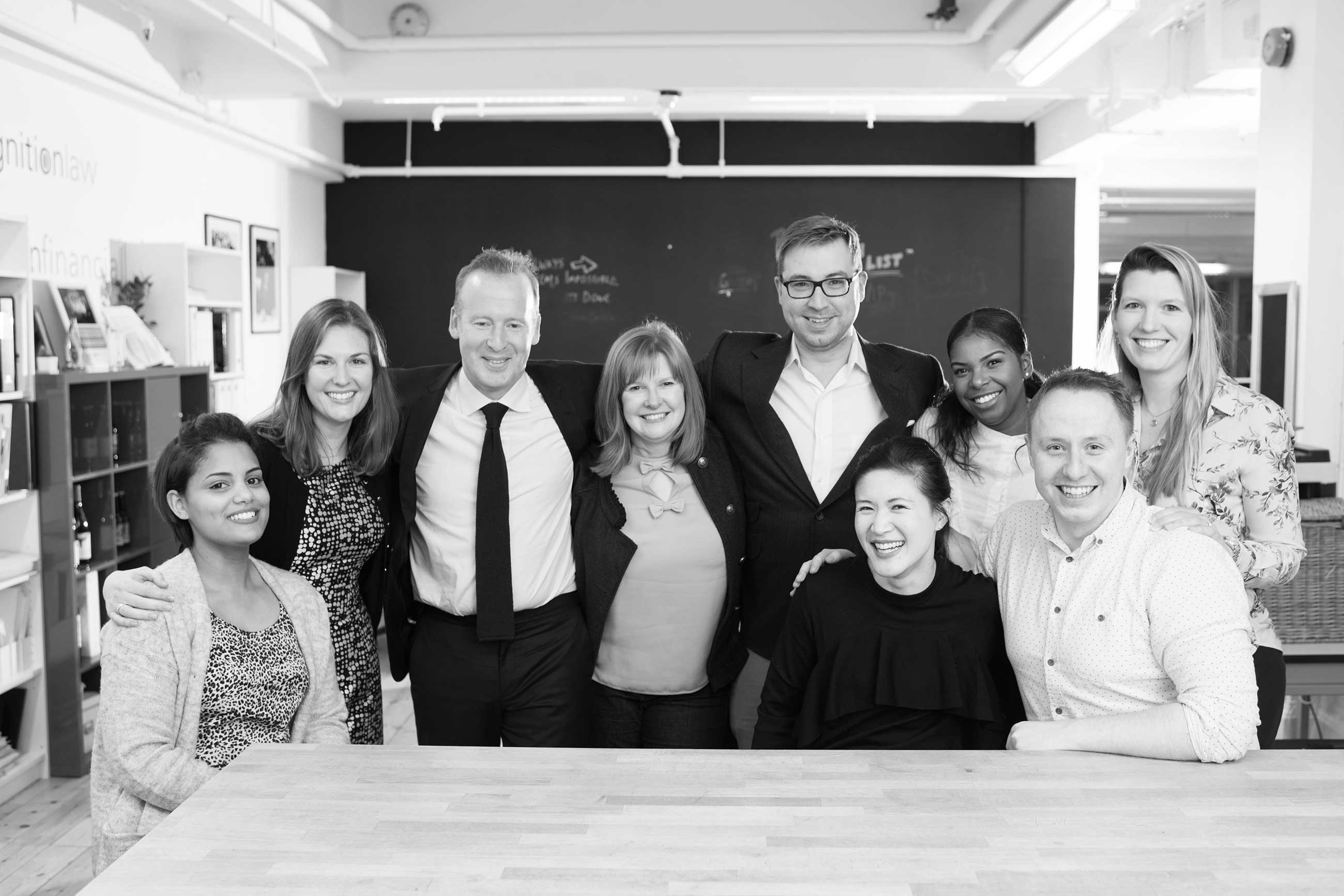 Team at Ignition Law